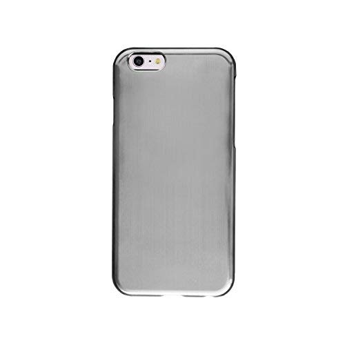Silver iPhone 6 6s Case, FELONY CASE - Brushed Silver Protective Metallic Gold Case for iPhone 6 6s (4.7 inch) (Silver)