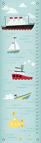 Oopsy Daisy Growth Chart, Making Waves, 12