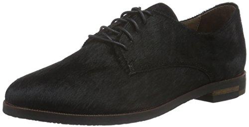 Giudecca Damen JY16R20-R Oxford, Schwarz (Black), 38 EU