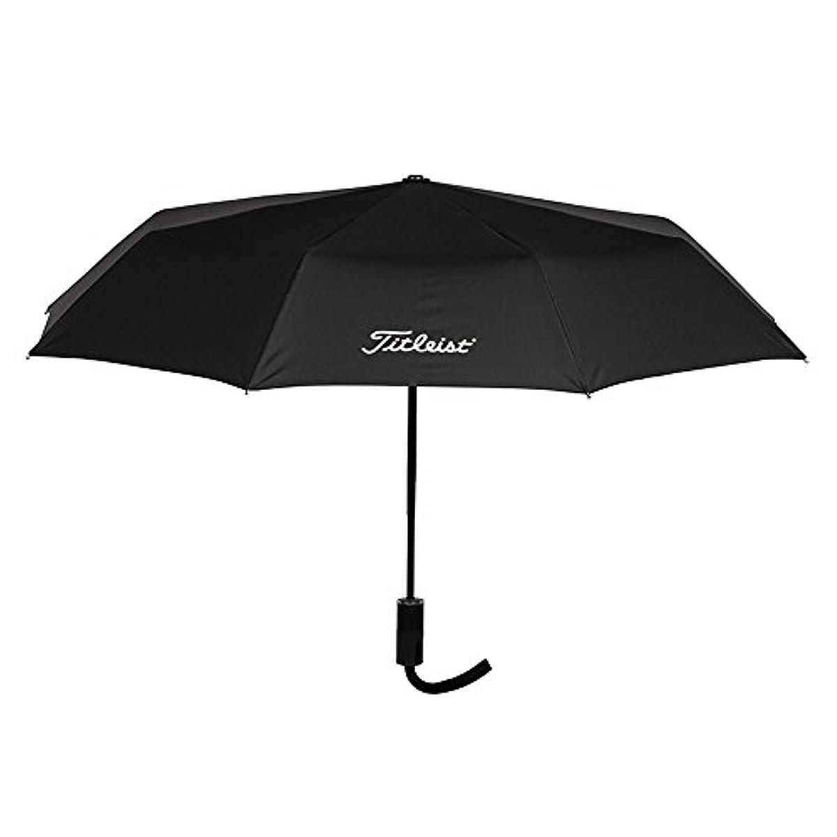 [해외] TITLEIST 프로패셔널 접이식 우산 2018 블랙