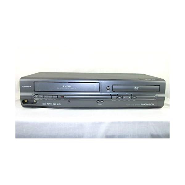 Magnavox MWD2205 DVD / VCR / CD / VHS Player, Video Cassette Recorder, 19 Micro.n...