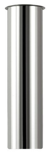 Plumb Craft 7631900N 1-1/2-Inch by 12-Inch Kitchen Sink Flanged Tailpiece, Chrome by Plumb Craft by Plumb Craft