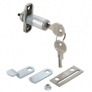 CRL/Blumcraft Brushed Nickel 7150 Cam Lock