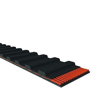 Rubber D/&D PowerDrive 46V1085A30 Metric Standard Replacement Belt