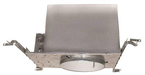 AF Lighting F000109 Recessed Housing 6'' Compact Fluorescent Horizontal Socket