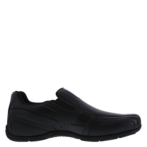 Safetstep Mens Simon Slip-on Noir