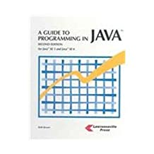 A Guide to Programming in Java - for Java SE 5 and Java SE 6