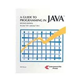 a guide to programming in java beth brown 9781580031219 amazon rh amazon com