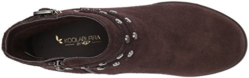 Koolaburra Par Ugg Womens Gordana Mode Botte Chocolat Marron