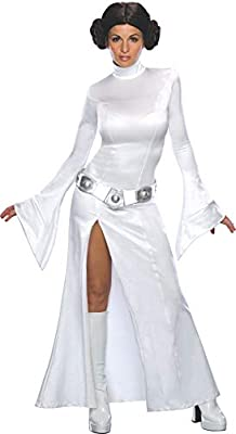 Star Wars ST-888610M - Disfraz de princesa Leia para adulto, color ...