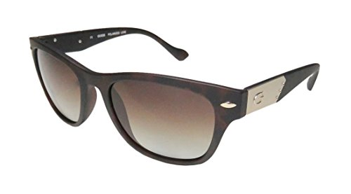 Guess GU 1018P 55M00 Matte Tortoise / Brown Gradient - Sunglasses Prescription Guess