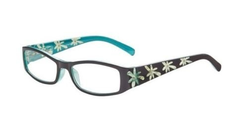 "ICU Eyewear""Piedmont"" Women's Reading Glasses with Case"