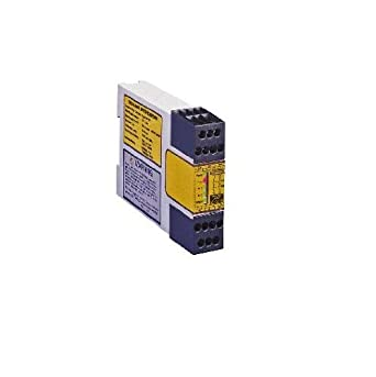 Banner AT-FM-10K Touch Activated Optoelectronic Sensor Control Relays, 24VAC/VDC, 6A, 2 dual NO/NC inputs 2 safety outputs