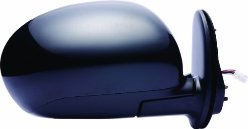 Fit System 68575N Nissan Cube Passenger Side Replacement Convex Mirror ()