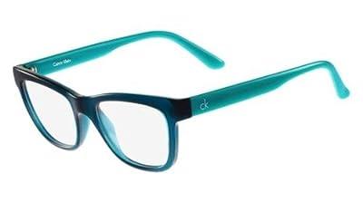 Calvin Klein Platinum CK5908 Eyeglasses 432 Petrol