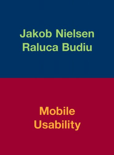 Mobile Usability (Mobile Online-shopping In Den Usa)
