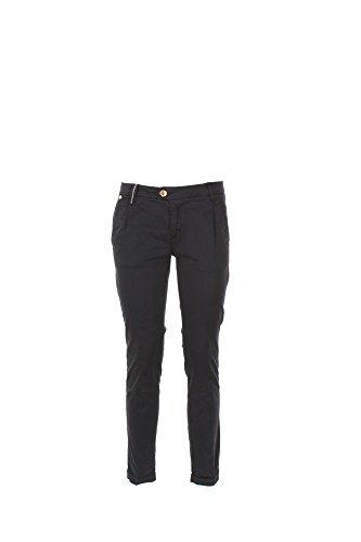 Pantalone Donna Yes-zee 27 Blu P355 Wb00 Primavera Estate 2017
