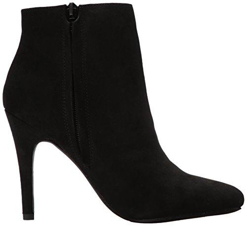 Ankle Bootie Girl Fabric Women's Black Madden Sally AStRZwSx