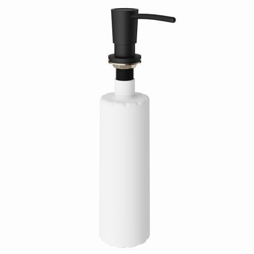 VIGO 10-Ounce Soap or Lotion Dispenser, Matte Black