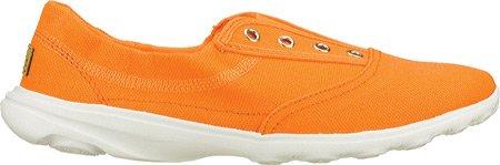 Skechers Leistung Go Sleek Sleek Go Kicks Walking-Schuh Orange ec95d6
