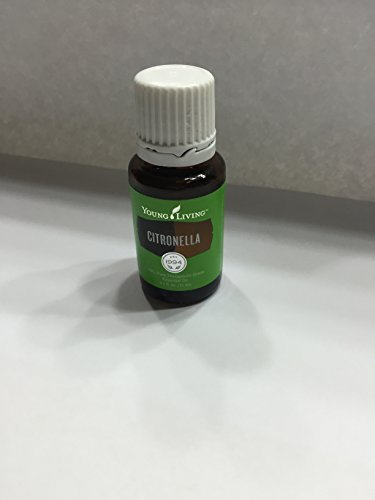 Citronella Essential Oil 15 Ml By Young Living