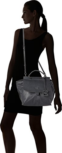 BREE Stockholm 31, Slate, Top Handle W17, Sacchetto Donna