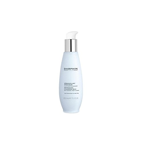 Darphin Refreshing Cleansing Milk - For Normal Skin (200ml) (Pack of 4)