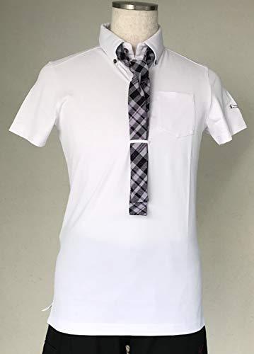 PUMA(プーマ) ゴルフS/Sポロ メンズ ポロシャツ(半袖) ホワイト 903465-04 Sサイズ