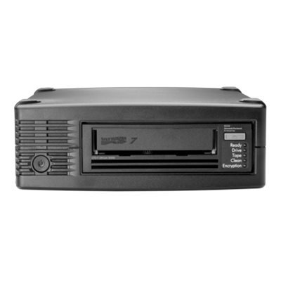HP StoreEver LTO-7 Ultrium 15000 External Tape Drive BB874A#ABA by HPE - BUSINESS CLASS STORAGE