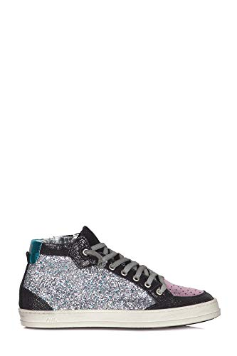 Donna Gltec Sneakers A8lovebs P448 Si Nero 1x5IwvqwS