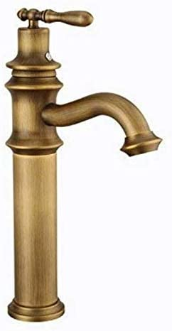 Yadianna クロムメッキ調節可能な温度感受性主導Faucetaboveカウンター盆地の蛇口ホットとコールド単穴混合水タップ