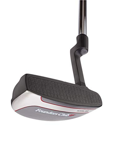 Founders Club FP Model Mens Golf Putters Right Handed with Head Cover (Model 002)