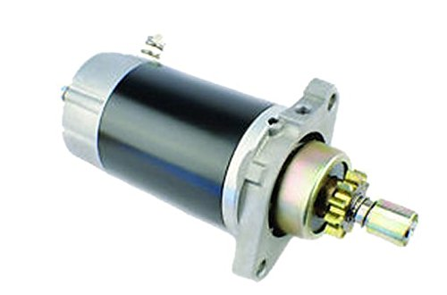 Sierra 18-6420 Starter for Select Yamaha Outboards 20//25 HP MLHU and MSHU Teleflex