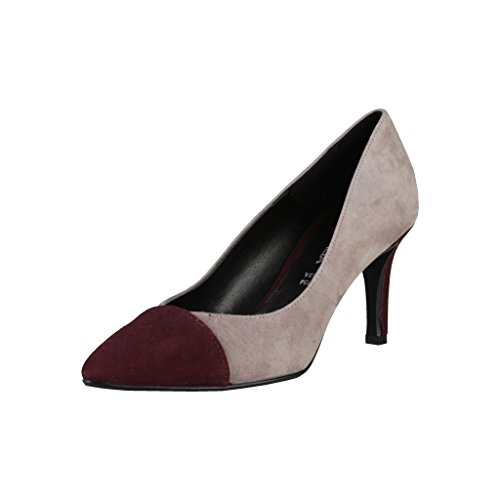 Décolleté Shoes Made bordeaux Italia Donna In Pietra zxz6O