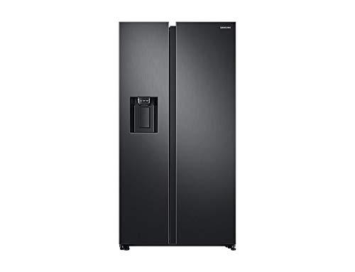 Samsung RS68N8240B1 nevera puerta lado a lado Independiente Negro ...