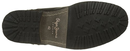 Jeans Uomo Pepe Melting Zipper New Nero Stivali black Classici Bndz7qYdw