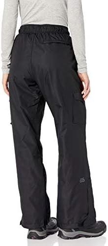 Arctix Women's Lumi Pull Over Fleece Lined Cargo Snow Pants