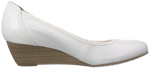 Tamaris 22320 Donne Pompa Bianco (bianco 100)