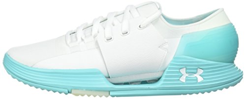 Running Top tropical white White Low Sneaker Armour Speedform Up Womens Under Lace Tide xngfw40q