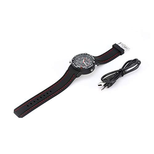 8Gb Water Resistant Spy Watch Camera - 6