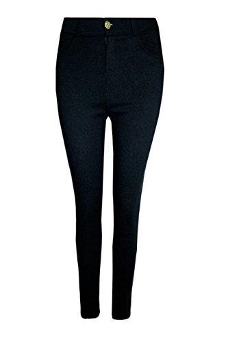 negro mujer Vaqueros Pantalones Envy Boutique para qwxv70g01