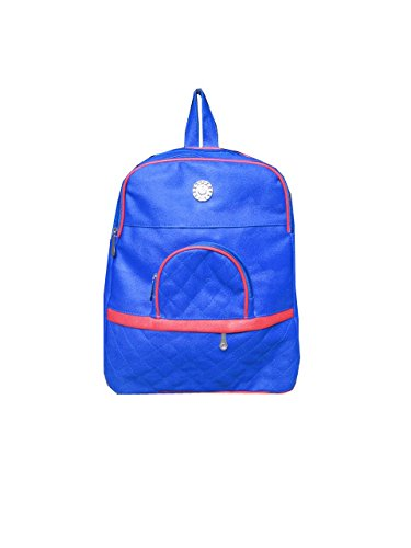 de41e55c4b43 Kreative Styles Blue Women s Girls Backpack  handbag  Amazon.in ...
