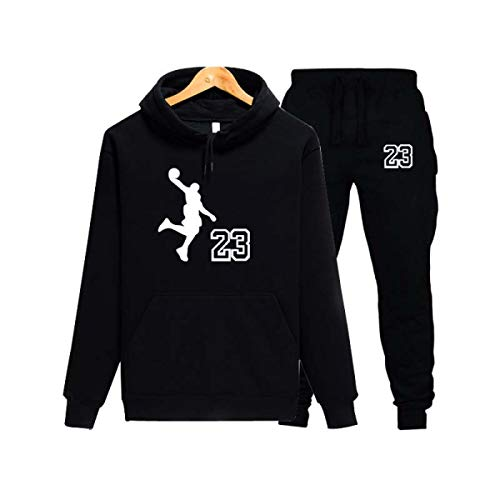 Jordan 23 Sport Suit Hoodie Hooded Men Cotton Sweatshirts Men's Casual Tracksuit