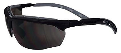 Standard Magid Glove /& Safety Z100BKAFC Gemstone Z100 Safety Glasses Black