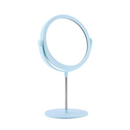 HTL Maquillaje de Belleza Espejo de Doble Cara Png Mirrorsprincess Facil de Llevar Estudiante Dorm Room Princesa Facil de Llevar Espejos Redondos Del Maquillaje Oval