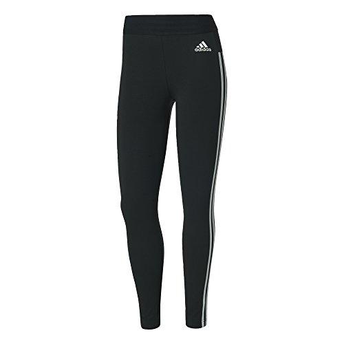 Bianco Pantaloni Da 3s nero Nero Donna Ess Adidas HA0ZR