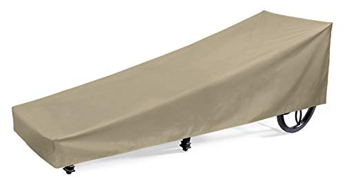 SunPatio Outdoor Chaise Lounge Cover, Patio Day Chaise Cover 84