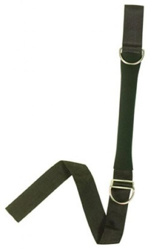 Dive Rite 2in Crotch Strap with Loop for Technical Scuba Divers