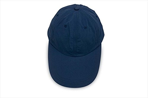 Adams Sunshield Cap With Extra Long Visor (Navy) (ALL) from Whispering Pines Sportwear