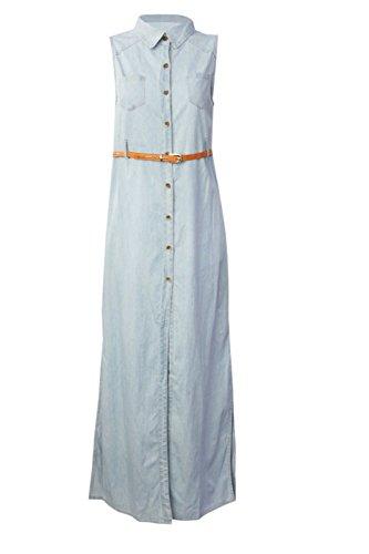 Envy Boutique - Vestido - vestido - para mujer azul vaquero